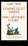 A Connecticut Yankee in King Arthur's Court (Twain Library) - Mark Twain, Bernard L. Stein