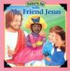 Picture Me with My Friend Jesus (Girl) - Dandi, Carol Strebel
