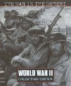 The War in the Desert - Richard Collier, Time-Life Books