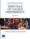Essentials of College Mathematics -Student Solutions Manual - Cheryl Cleaves