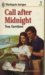Call After Midnight - Terry Gerrintsen, Terry Gerrintsen