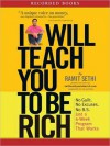 I Will Teach You to Be Rich (MP3 Book) - Ramit Sethi