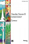 Sunday Savers II: Five Anthems for the Church Year Easily Prepared in One Rehearsal (2-Part Mixed) - Jay Althouse