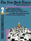 New York Times Toughest Crossword Puzzles, Vol. 2 - Eugene T. Maleska