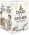 The Diary Of A ... Father: Year one Boxset - Pete Sortwell