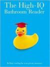 The High-IQ Bathroom Reader - Cliff Road Books