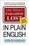 John Milton's Paradise Lost In Plain English - Joseph Lanzara, John Milton