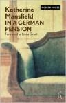 In a German Pension - Katherine Mansfield, Linda Grant