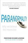Paranormality - Richard Wiseman