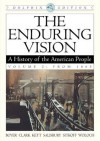 The Enduring Vision: A History of the American People, Dolphin Edition, Volume 2: From 1865 - Paul S. Boyer, Joseph F. Kett