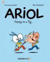 Ariol #3: Happy as a Pig... (Ariol Graphic Novels) - Emmanuel Guibert, Marc Boutavant
