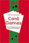 The Mini Manual of Card Games - Sue Barraclough, LOUIS CANASTA, Stewart Reuben