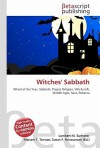 Witches' Sabbath - Lambert M. Surhone, VDM Publishing, Susan F. Marseken