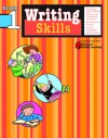 Writing Skills: Grade 1 (Flash Kids Harcourt Family Learning) - Flash Kids Editors
