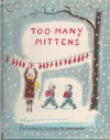 Too Many Mittens - Louis Slobodkin