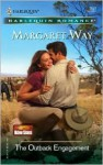 The Outback Engagement - Margaret Way
