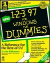1-2-3 for Windows 97 for Dummies - John Walkenbach, IDG Books Worldwide