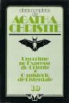 Um Crime no Expresso do Oriente/O Mistério de Listerdale (Colecção Vampiro Gigante, #10) - Agatha Christie
