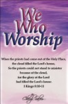 We Who Worship - Cheryl Salem