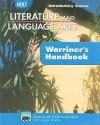 California Holt Literature and Language Arts: Warriner's Handbook, Introductory Course: Grammar, Usage, Mechanics, Sentences - John E. Warriner
