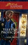 Yuletide Protector (Steeple Hill Love Inspired #178) - Lisa Mondello