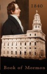 1840 Book of Mormon - Joseph Smith