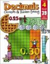 Decimals: Concepts & Problem Solving, Grade 4 - Steck-Vaughn Company