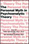 The Personal Myth in Psychoanalytic Theory - Ian S. Graham, Delphi International Psychoanalytic Symposium 1984, Ian Davidson Graham