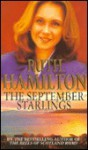September Starlings - Ruth Hamilton