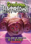 Little Shop of Hamsters - R.L. Stine