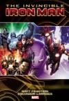 The Invincible Iron Man Omnibus, Volume 2 - Matt Fraction, Salvador Larroca