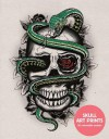 Skull Art Prints: 20 Removable Posters - Various Artists