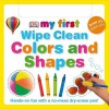 Colors and Shapes [With Easy-Grip Pen] - Jane Yorke, Dawn Sirett