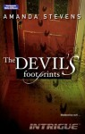Mills & Boon : The Devil's Footprints - Amanda Stevens