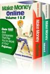 Make Money Online Volume 1 & 2 (Boxed Set) - Connie Brentford