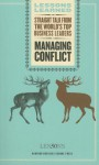 Managing Conflict - Fifty Lessons