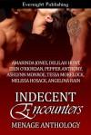 Indecent Encounters - Amarinda Jones, Delilah Hunt, Ashlynn Monroe, Erin O'Riordan