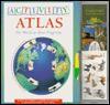 Activity Atlas: The World at Your Fingertips - Tessa Krailing, Samantha Hilton