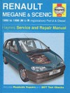 Renault Megane and Scenic Service and Repair Manual (Haynes Service and Repair Manuals) - A.K. Legg, Mark Coombs, Jeremy Churchill