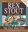 The Final Deduction: A Nero Wolfe Mystery - Michael Prichard, Michael Prichard