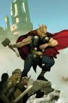 Thor: Heaven & Earth - Paul Jenkins, Ariel Olivetti, Mark Texeira, Pascal Alixe