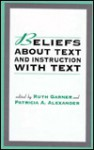 Beliefs about Text and Instruction with Text - Philip Garner