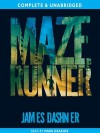 The Maze Runner (Maze Runner, #1) - James Dashner, Mark Deakins