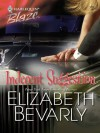 Indecent Suggestion (Harlequin Blaze, #189) - Elizabeth Bevarly