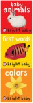 Bright Baby Chunky Pack: Baby Animals, First Words Colors - Roger Priddy