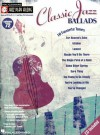 Classic Jazz Ballads: 10 Favorite Tunes [With CD] - Jim Roberts, Mark Taylor, Hal Leonard Publishing Corporation