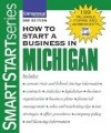How to Start a Business in Michigan [With CDROM] - Entrepreneur Press
