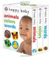 Happy Baby Slipcase - Roger Priddy