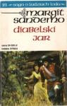 Diabelski jar (Saga o Ludziach Lodu, #21) - Margit Sandemo, Iwona Zimnicka