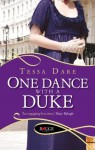 One Dance With a Duke: A Rouge Regency Romance - Tessa Dare